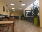 Student Hub, aula quadrilatero