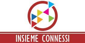 """Logo """"Insieme connessi"""""""