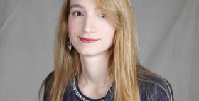 La ricercatrice Lucia Delogu