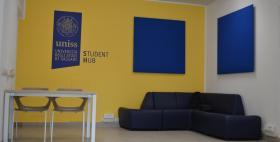 Student hub Polo umanistico Uniss via Roma