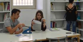 Alternanza scuola lavoro al Centro di documentazione europea_Università di Sassari
