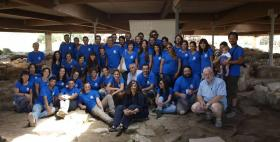 Foto di gruppo di Sant'Imbenia