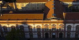 Immagine della facciata dell'Ateneo
