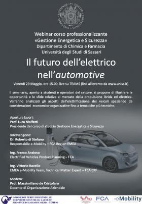Il futuro dell'automotive