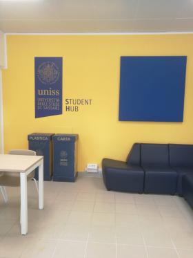 Student hub via roma