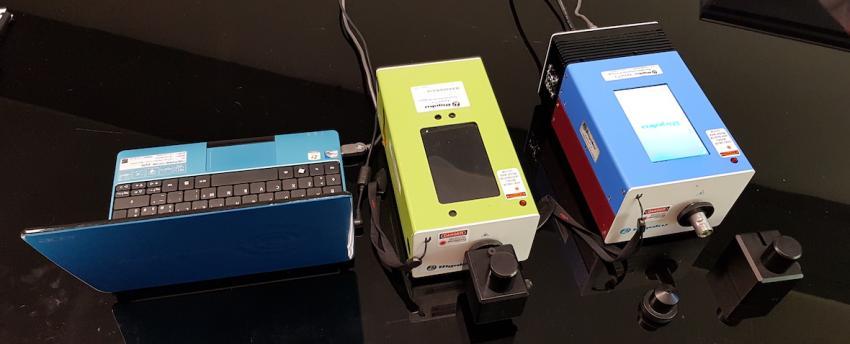 spettromettro raman
